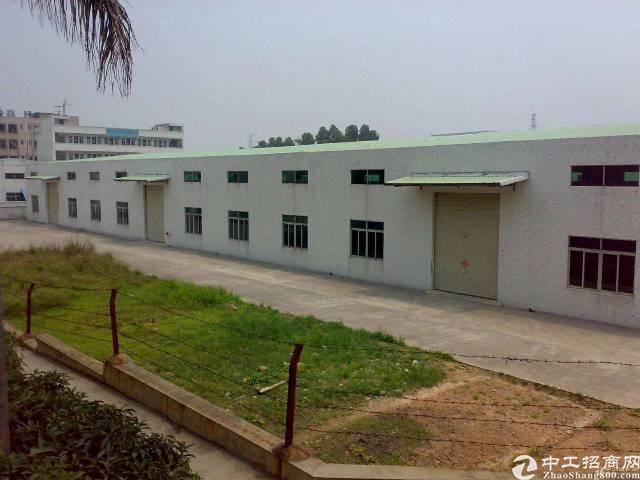 独院钢构厂房