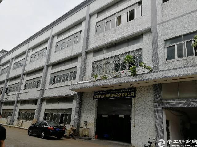 万江新出标准厂房1150平米
