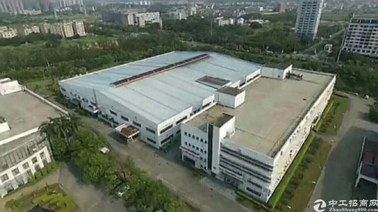 坪山大工业区70000平米红本原房东厂房出租