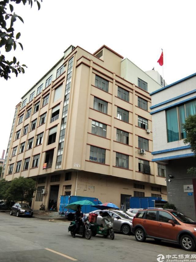 长安街口新出二楼实际面积300平厂房出租