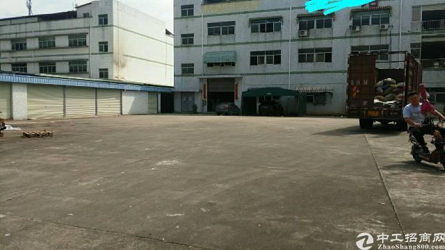 凤岗新出原房东二楼厂房