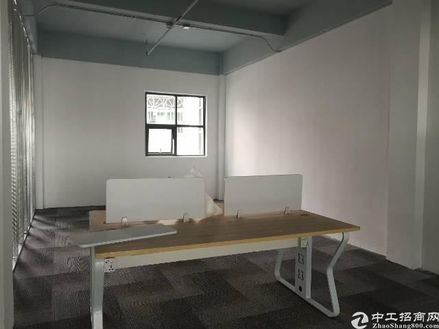 150平方起租精装修带办公家具拎包入住出租