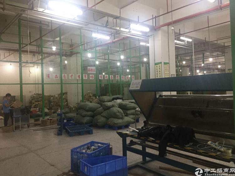 东莞长安镇15000平米国有证厂房优惠出让