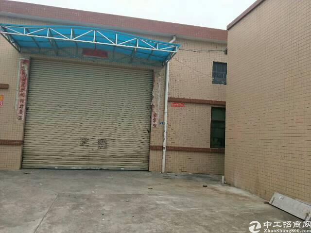 工业园滴水7米砖墙到顶分租面积实量无公摊
