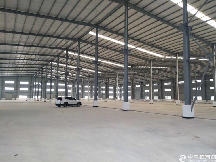 桥头的原房东厂房:单一层铁皮5000平米