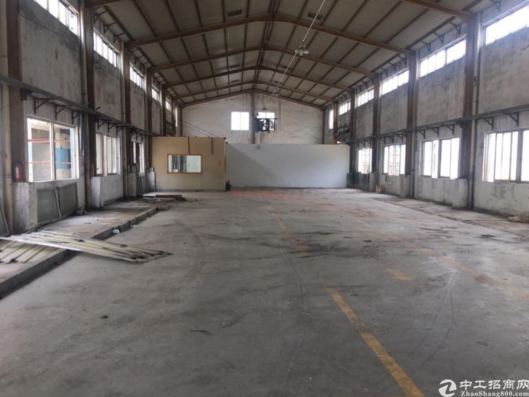 长安沙头新出滴水8米钢构厂房