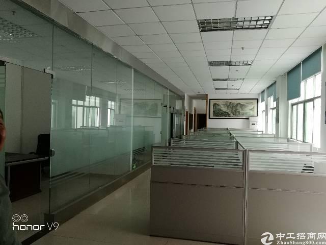 精装修办公室500㎡带办公家具
