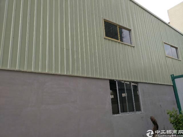 长安锦厦独院钢构1400平 滴水12米
