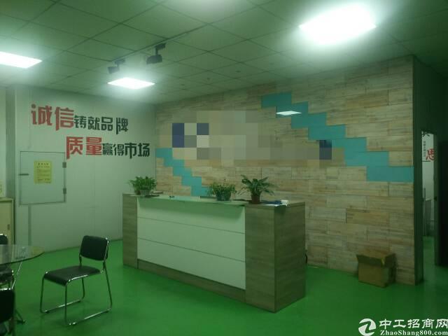 和平新出楼上1000平方带装修SMT贴片厂房
