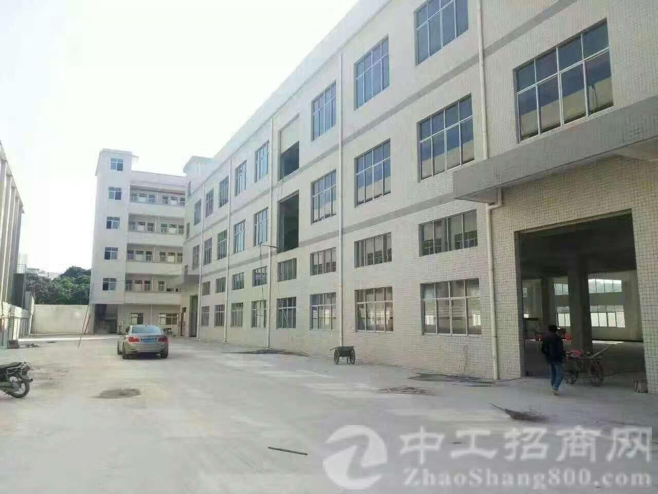 出租厚街镇花园式独院厂房1~3楼层9500平米招租