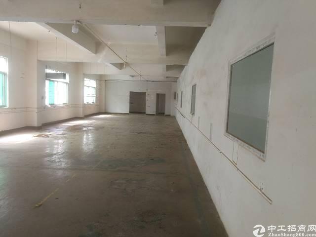带办公室600平米工业区厂房招租,离主干道近交通便利!