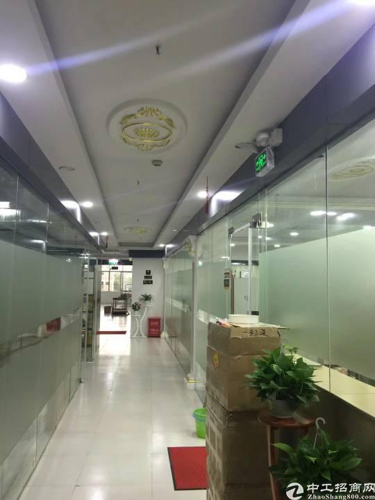 龙岗地铁口智慧园区精装修办公室6800平招租