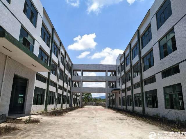 惠州市惠城区横沥新出全新产业园5万平方。