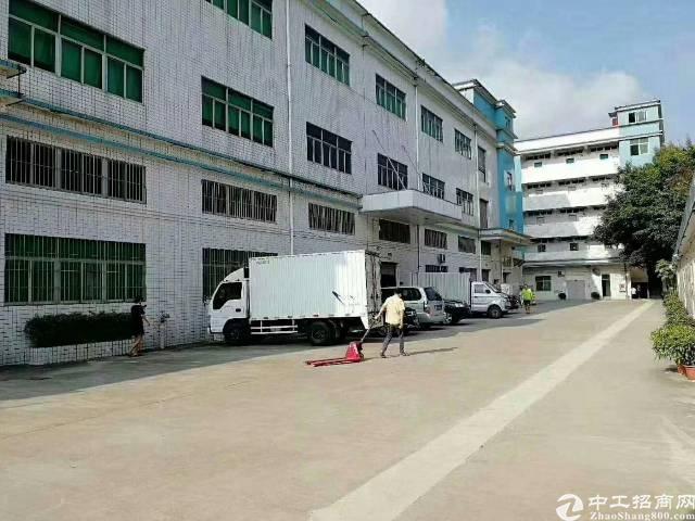公明李松蓢原房东实际面积一楼600平方