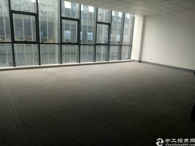 福永广深高速出口精装写字楼990平方拎包入住