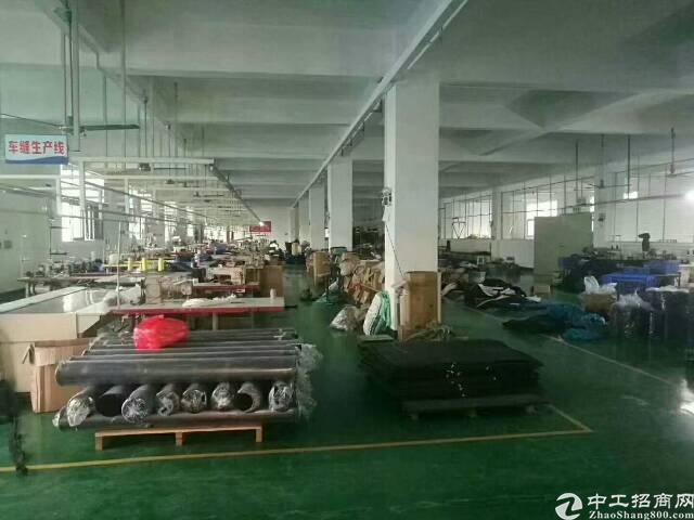 长安镇宵边新出楼上带豪华装修厂房招租