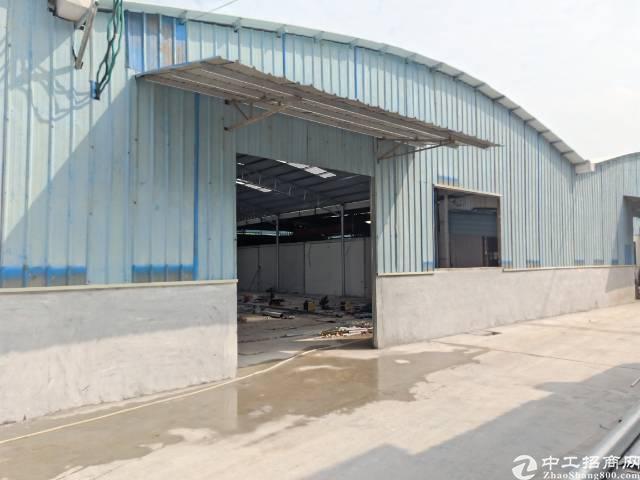 高埗宝莲村原房东单一层厂房出租800平