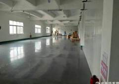 二楼1500平方带装修厂房低价招租