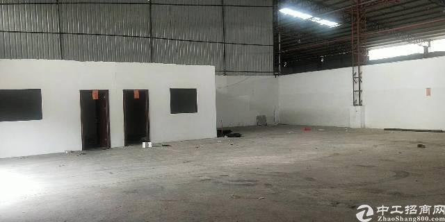 虎门怀德大埔工业区独院高滴水位厂房招租现成办公室水电线路