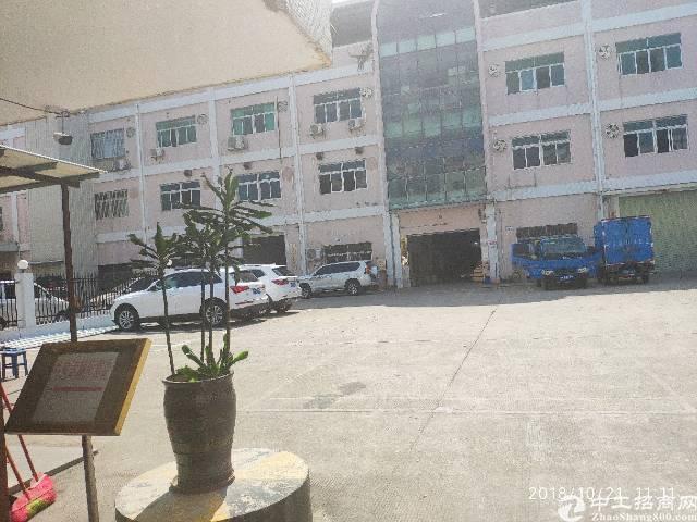 长安镇新安新出带精装修厂房大小分租