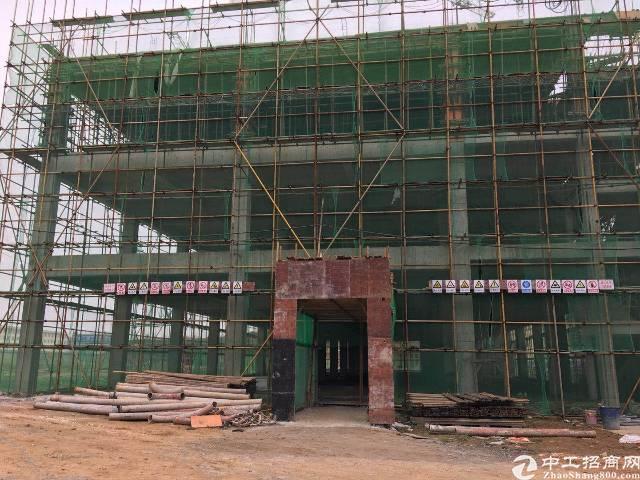 江夏郑店黄金北路整栋6400方厂房出售,整栋定制预售可办独立产权证