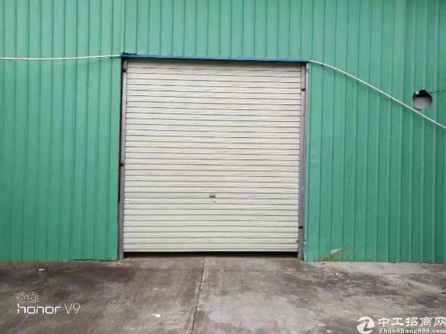 清溪新出小钢构厂房380平米出租