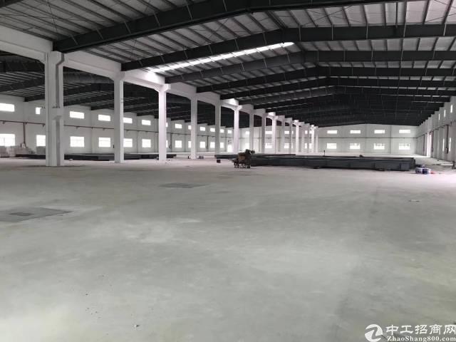 沙井村委原房东独院钢构厂房3500平方出租