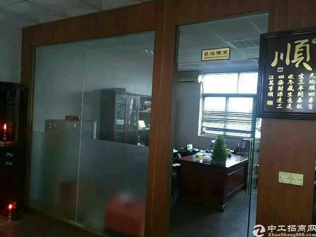 长安镇乌沙新出楼上带豪华装修厂房招租