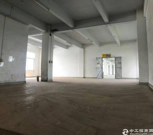 清溪镇原房东厂房出租,可办环评