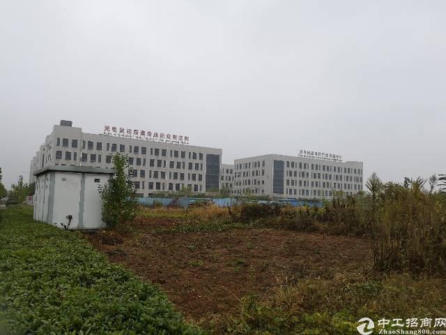 黄陂临空区五层独栋框架结构厂房出售