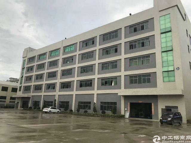 惠州龙门现有独门独院花园式厂房1万平价格实惠位置超好实际面积
