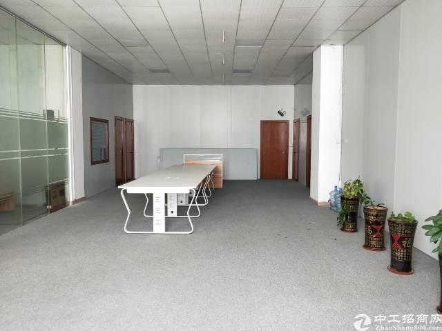 西乡洲石路鹤洲580平米带装修厂房出租。
