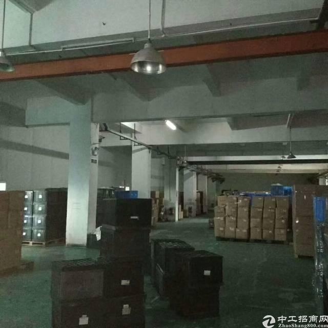 东莞新出原房东独院厂房7000平米