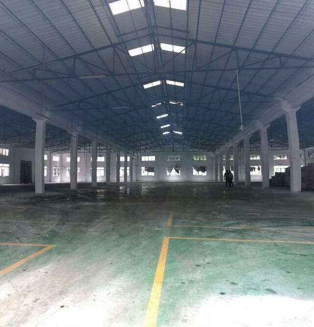 清溪镇原房东钢结构厂房出租,可办环评