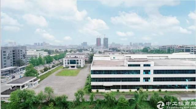 黄江镇靠近高速路口新出独门独院标准厂房63000平方出租