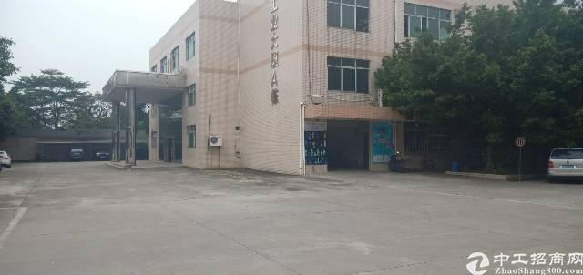 常平镇土塘工业区带精装修办公室二楼厂房1200平方出租