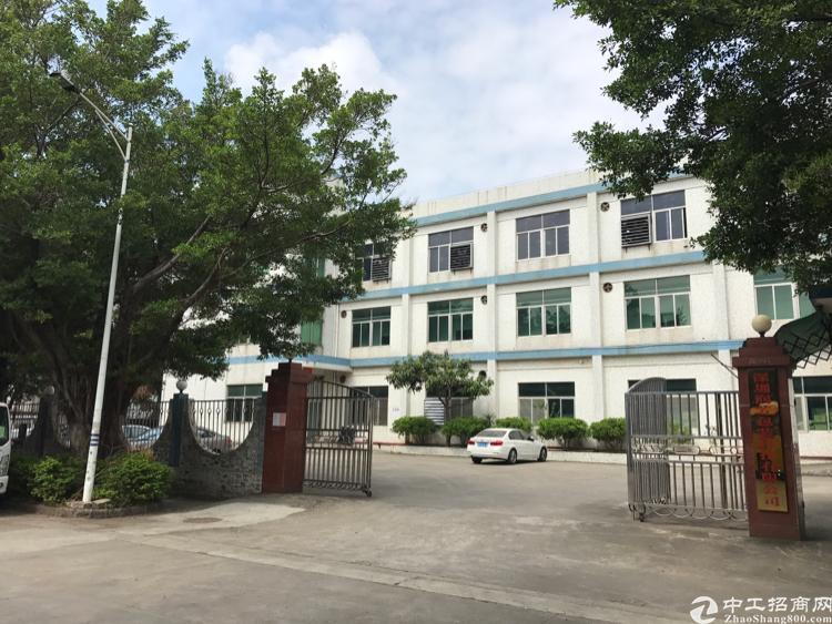 平湖新木村7米高厂房出租1000平