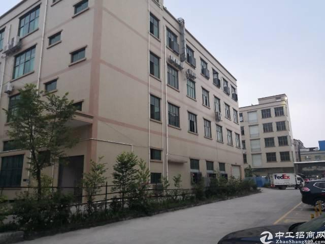 原房东标准厂房出租三楼1500平方米