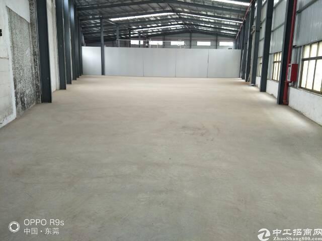 大岭山新出工业钢构厂房