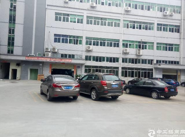 龙华大浪楼上精装修500平办公厂房出租