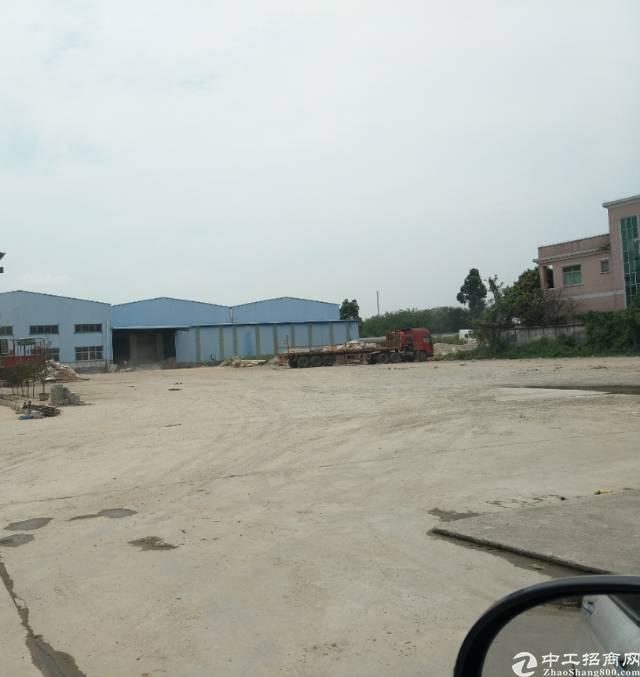 高埗镇单一层钢结构厂房出租5080平米