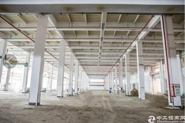 东莞大面积红本厂房共70000平方