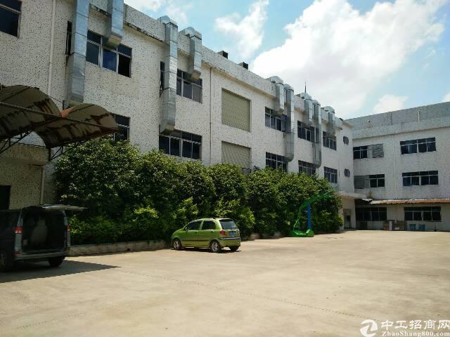 黄江镇中心新出独院花园式厂房,工业用地可办环评