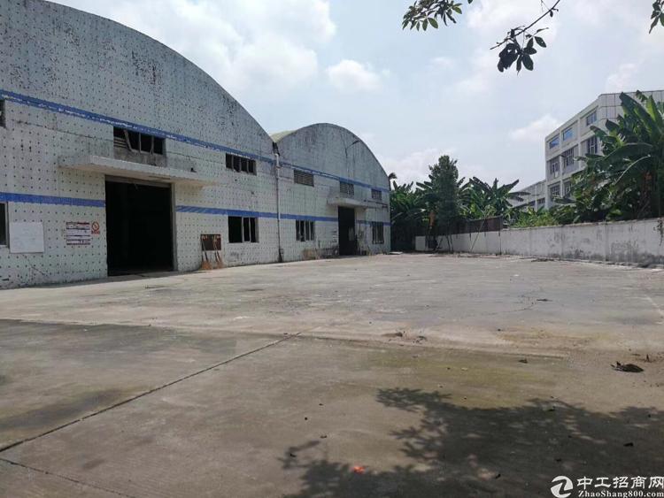 大岭山镇吉龙木材市场附近新出1000平方仓库
