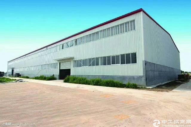 清溪原房东单一层钢构厂房总面积5000平方,可做破碎喷油等行