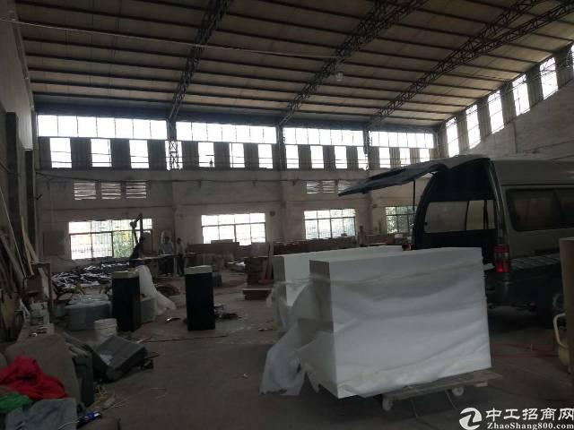 高埗镇带缷货平台厂房出租1200平
