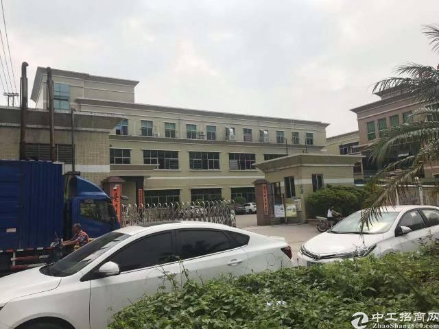东莞企石九成新以上独院厂房出售
