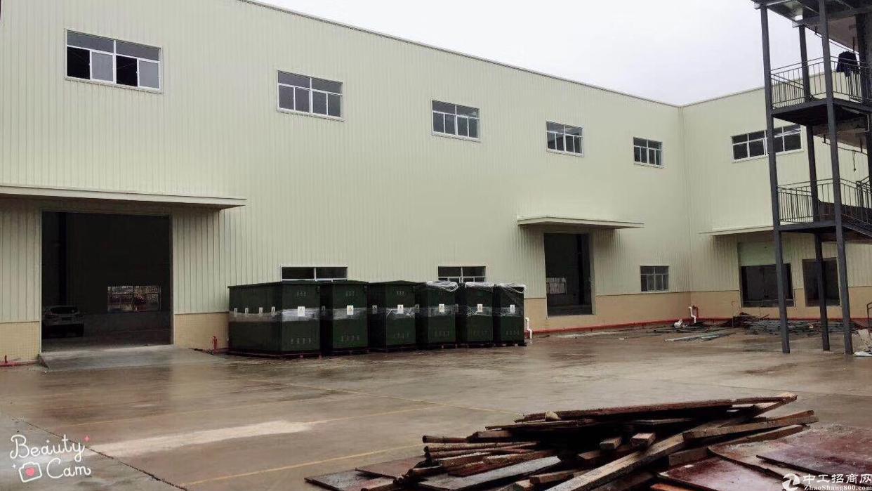 东莞集体证厂房出售占地7亩建筑4500平米