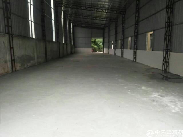 工业园内新建铁皮厂房出租