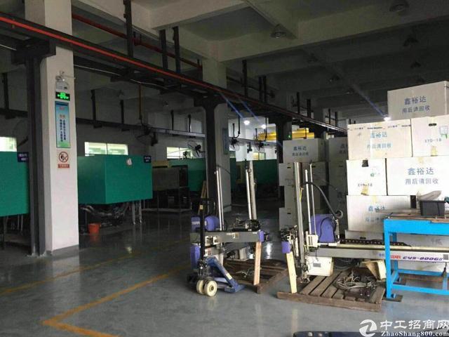 清溪镇中心原房东独院厂房4600平米带牛角行车
